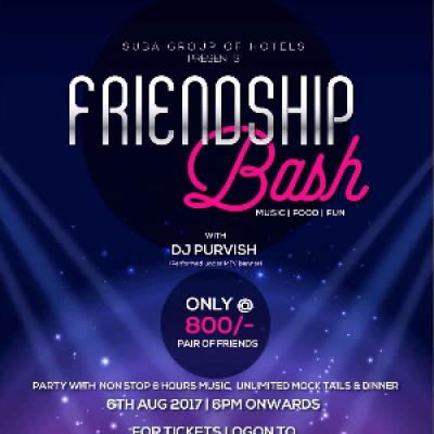 FRIENDSHIP BASH