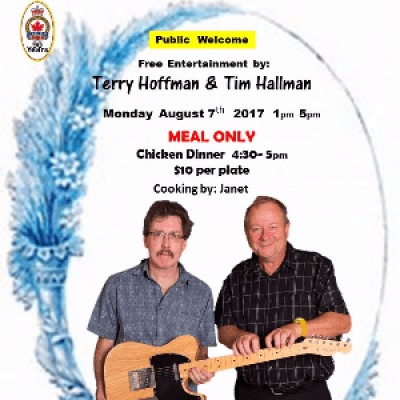 Tim &amp Terry Monday August 7th