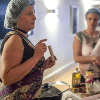 Hands-on Interactive VeganVegetarian Cooking Class