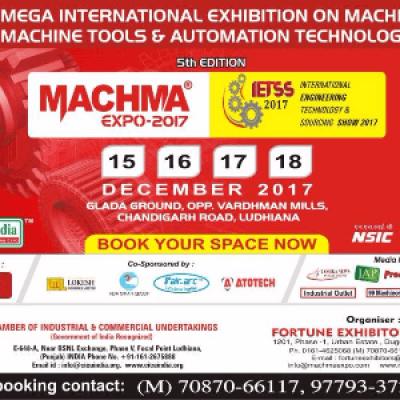MACHMA EXPO&amp IETSS 2017