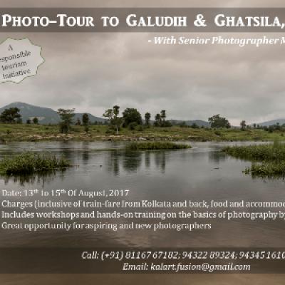 Photo-tour to Galudi &amp Ghatsila- Jharkhand