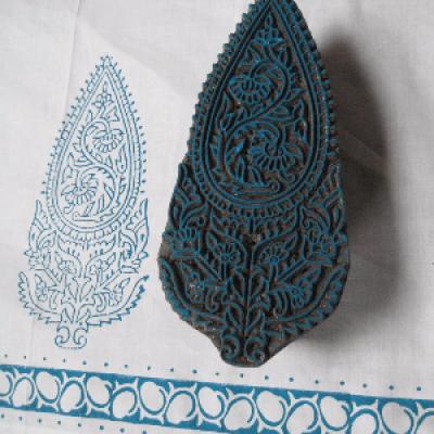 DIY Navratri Clothing - Block Printing Workshop