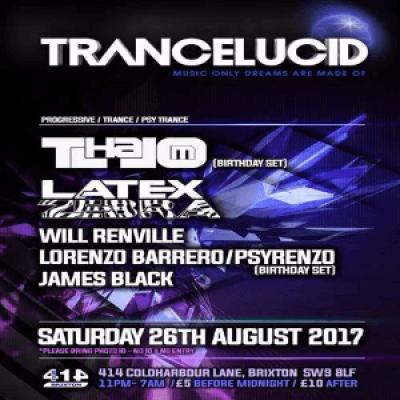 Trancelucid - August Party