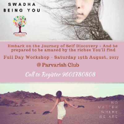 Swadha - Journey of the Self
