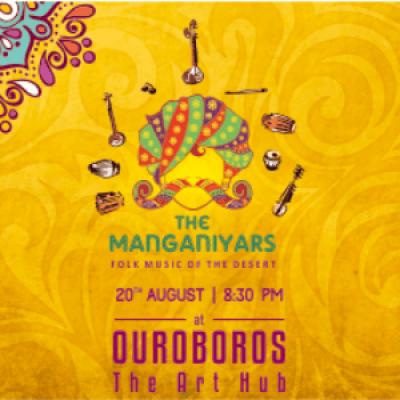 The Manganiyars - Folk Music of the Desert.