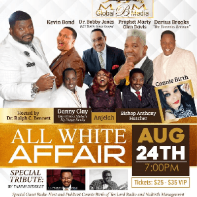 All White Affair &quotIts all about the Music &quot
