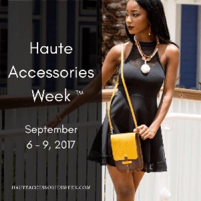 Haute Accessories Week 2017