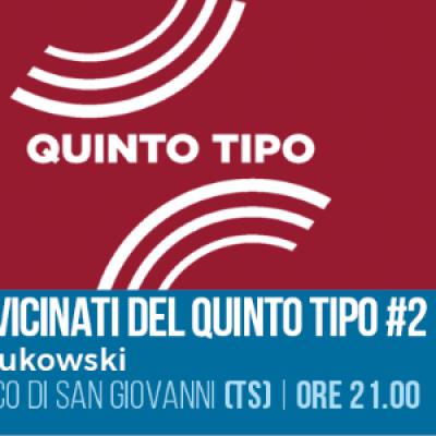 Incontri ravvicinati del quinto tipo 2 - Lunatico Festival Trieste -