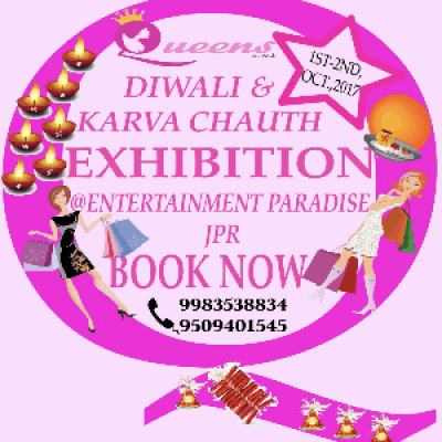 Queens Diwali and Karwa Chauth Exhibition - Jaipur
