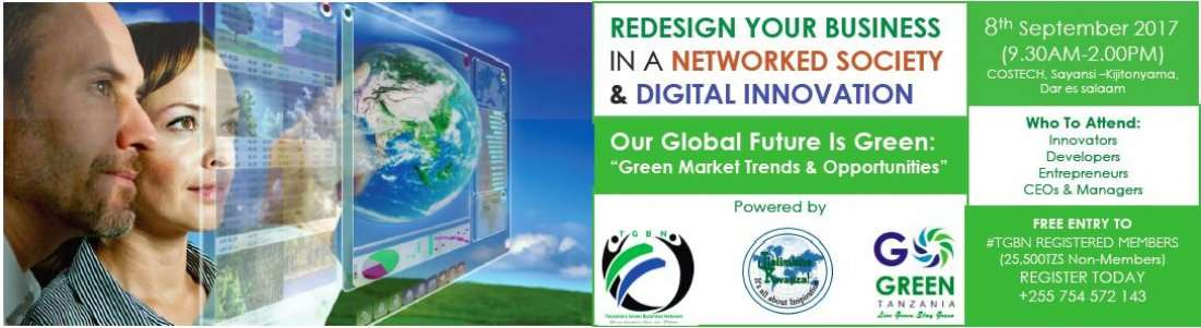 Workshop Redesign Your Business Harnessing Green Markets