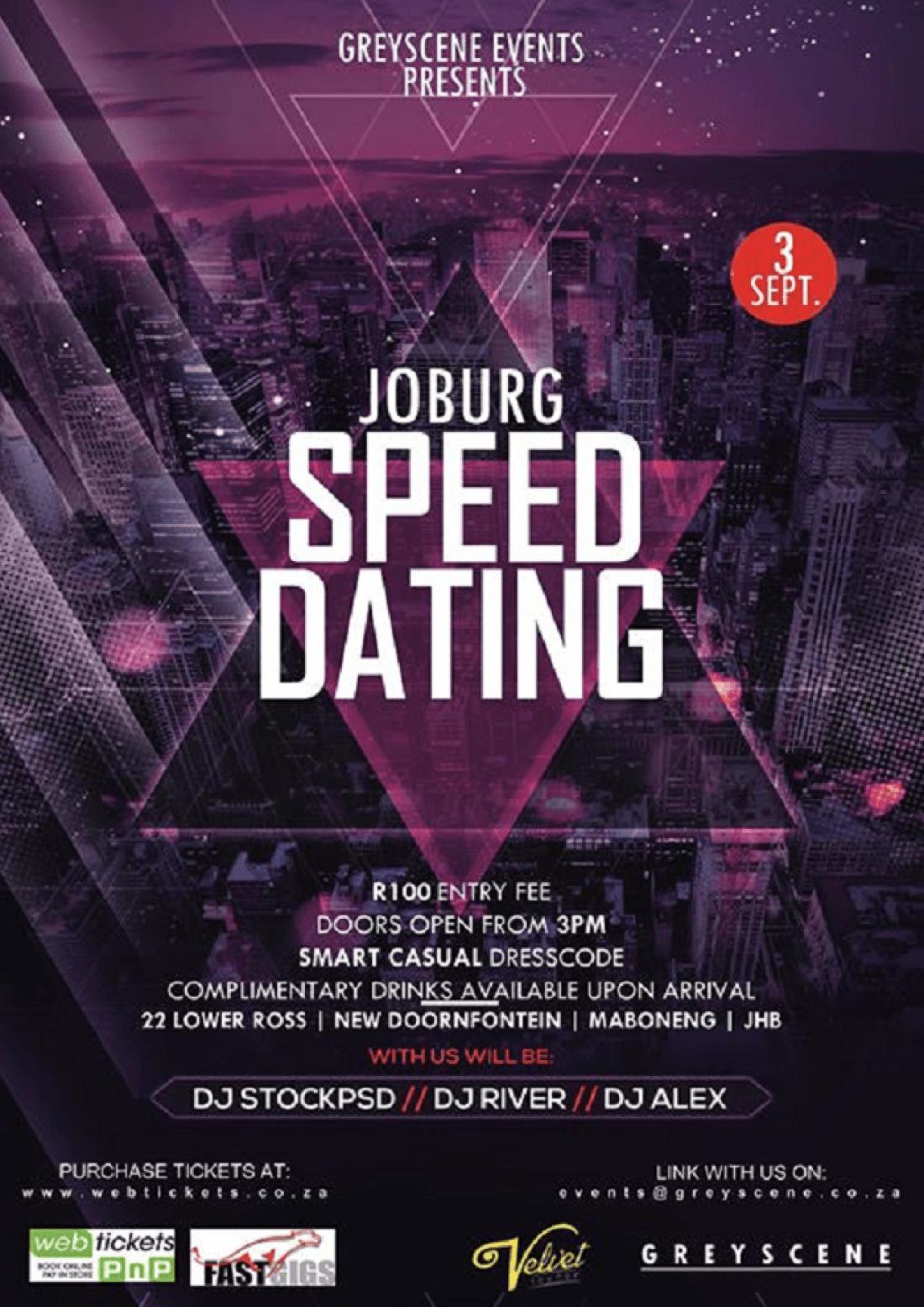 hastighet dating Sandton Johannesburg dating en kristen jente
