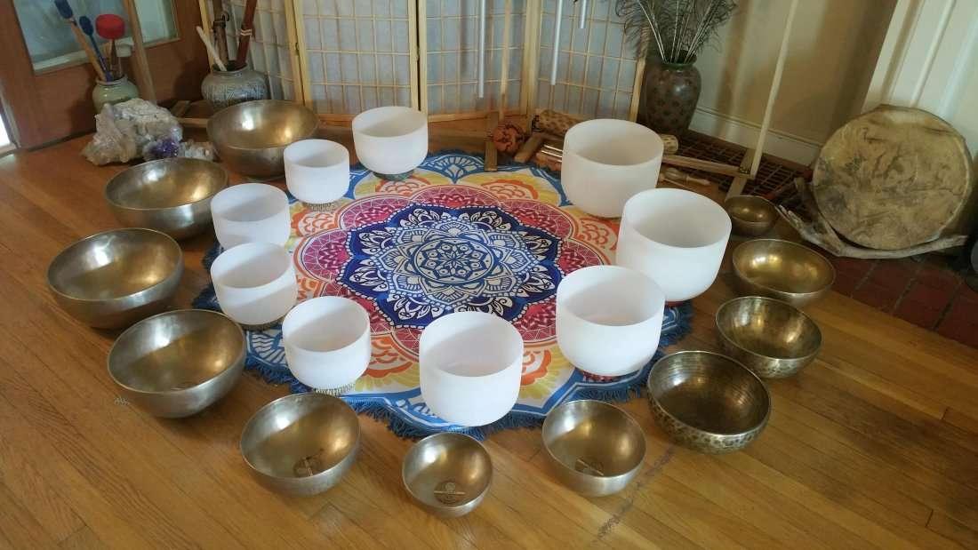Harmonic Sound Healing Workshop