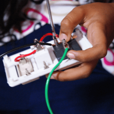 Workshop on Electricity Essentials with Build Your Own Extension Cord