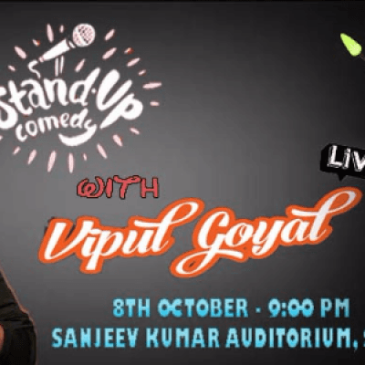 Standup Comedy Show Ft. Vipul Goyal Live In Surat