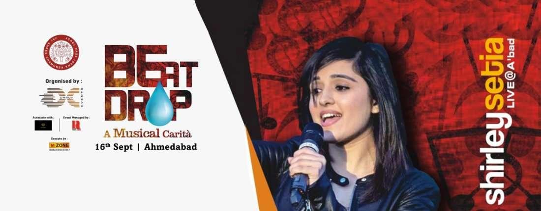 Shirley Setia Live in Ahmedabad