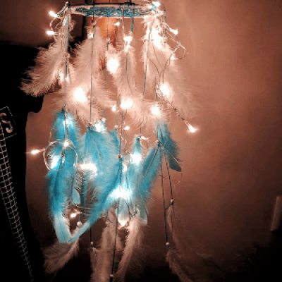 Dream Catcher Fairy Lamp Workshop
