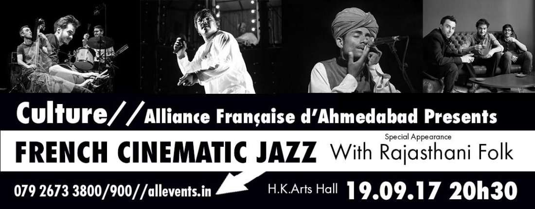 Cinematic Jazz  Rajasthani Folk