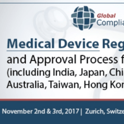 Medical Device Registration and Approval Process for the Pacific Rim 2017