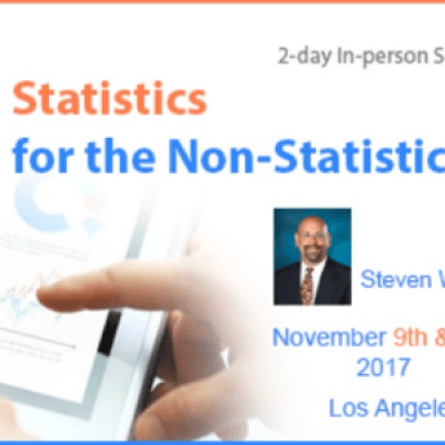Statistics for the Non-Statistician 2017