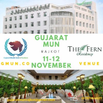 Gujarat MUN - Rajkot Chapter