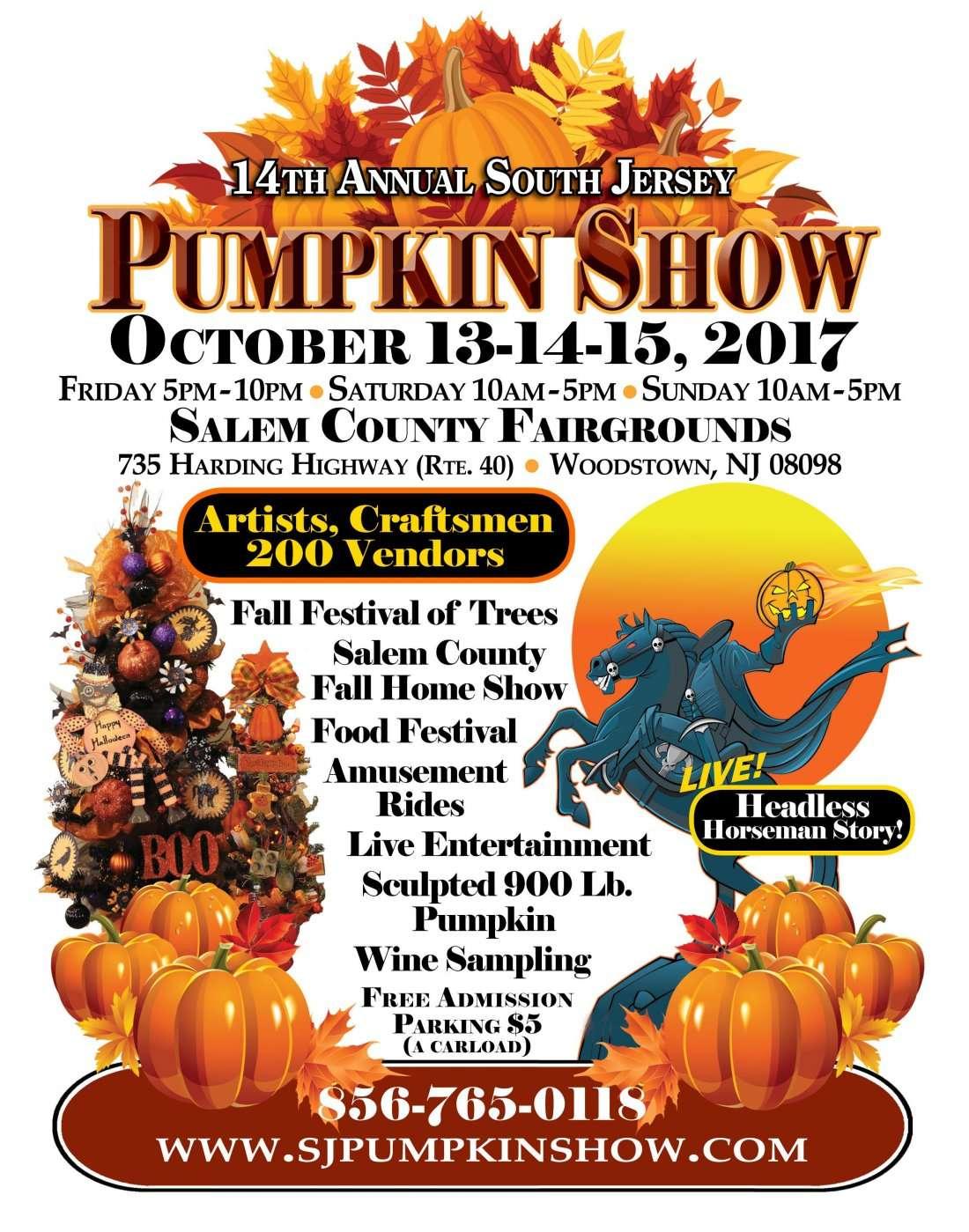 South Jersey Pumpkiin Show Festival