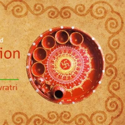 Thali Decoration Workshop for Navratri