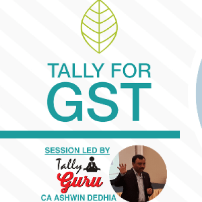 Seminar on GST Returns Reports Reconciliation &amp Setup in Tally - 5th Oct 2017
