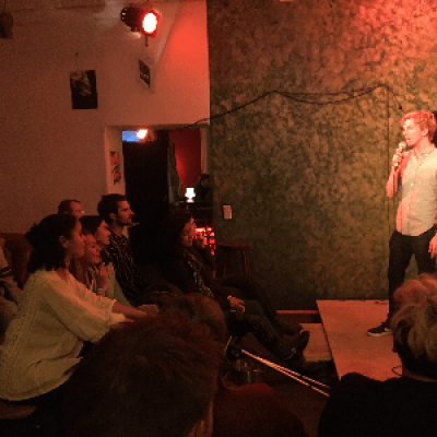 GINGER&ampMALZ Comedy Open Mic