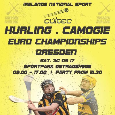 European Hurling &amp Camogie Championship Finals 2017