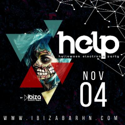 Help2017 (Halloween Electronic Party)