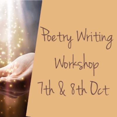 Poetry as Healing - Workshop