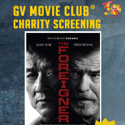 GVMC The Foreigner Charity Screening