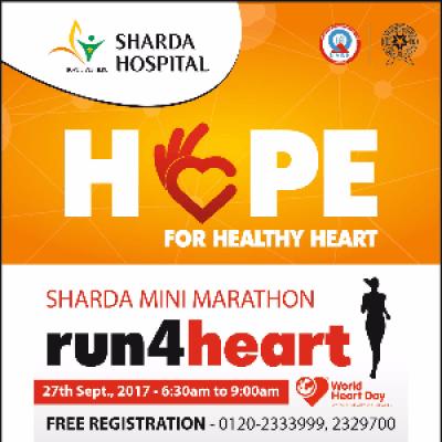Sharda Mini Marathon