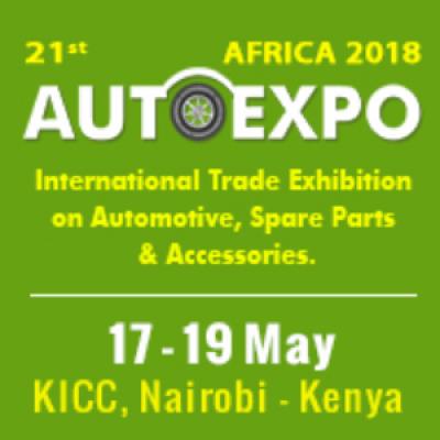 Kenya AUTOEXPO 2018 - International Trade Expo on Automotives