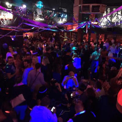 Chicagos NYE Masquerade Ball 2017