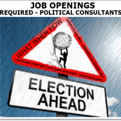 Political Consultants JOB Openings