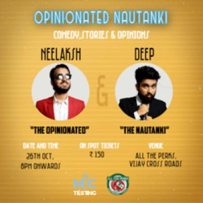 Opinionated Nautanki