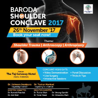 Baroda Shoulder Conclave 2017