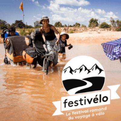 Festivlo - Festival romand du voyage  vlo