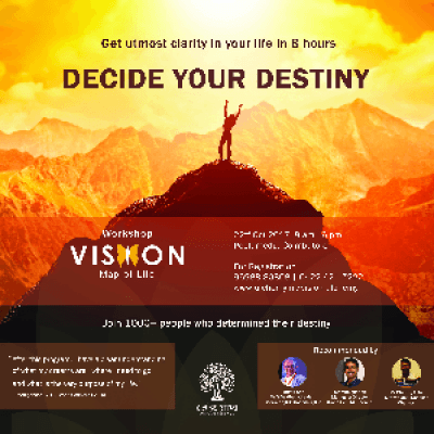 DECIDE YOUR DESTINY