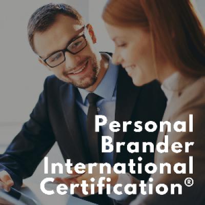 Personal Brander International Certification - So Paulo