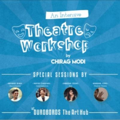 Theatre workshop by Chirag modi