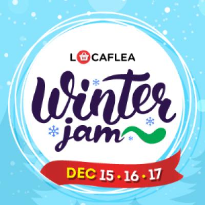 Locaflea - Winter Jam - The Flea Market