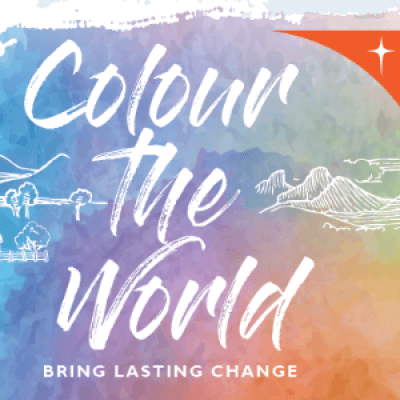 Colour The World by World Vision Singapore
