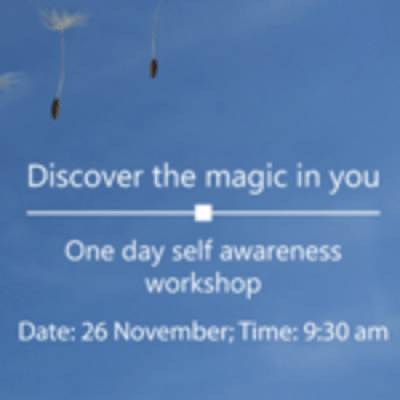 Discover the magic in you