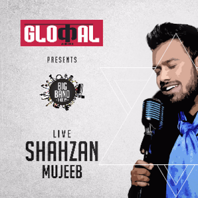 Bollywood Soulful Night Live ft.Shahzan at Glocal Junction Worli