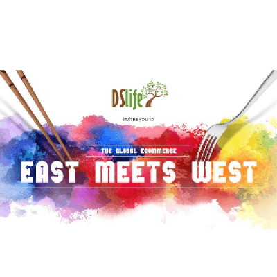 The Global E-Commerce East Meets West