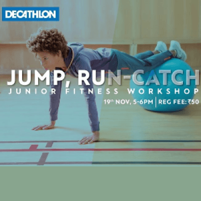 Junior Fitness Workshop