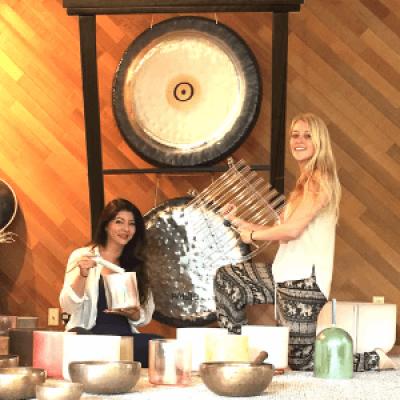 Gong &amp Singing Bowl Sound Bath