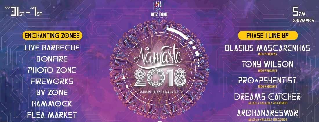 Namaste 2018